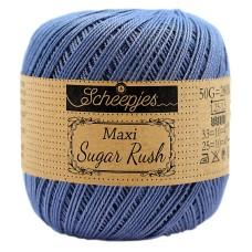 Scheepjes Maxi Sugar Rush 50 g Capri Blue