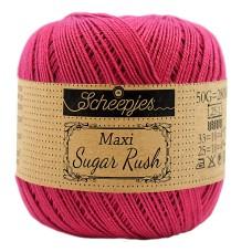 Scheepjes Maxi Sugar Rush 50 g Cherry