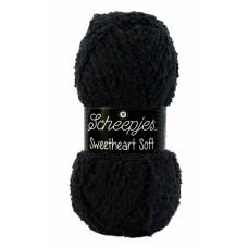 Scheepjes Sweetheart Soft Jet Black