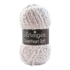 Scheepjes Sweetheart Soft Light Silver