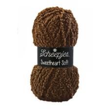 Scheepjes Sweetheart Soft Dark Chocolate