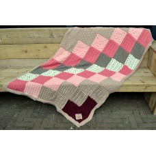 A Knitting Day Dream Blanket (Breipatroon)