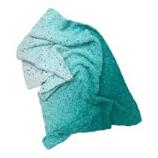 Alize Softy Ombre Deken (C2C) (Haakpatroon)