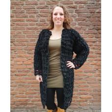 Boa vest (Haakpatroon)