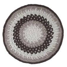 Chunky Cotton Vloerkleed (Haakpatroon)