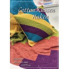 Cotton Kussen (Haakpatroon)
