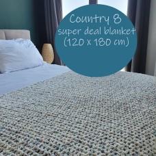 Country Blanket (Haakpatroon)