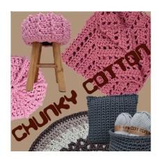 Lammy Yarns Chunky Cotton 5 Haakpatronen